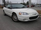 2002 Stone White Chrysler Sebring LXi Convertible #25062742