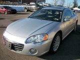 2003 Bright Silver Metallic Chrysler Sebring LXi Coupe #25062418
