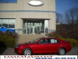 2010 Sangria Red Metallic Ford Fusion SE V6 #25062363