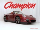 2010 Porsche 911 Ruby Red Metallic