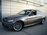 2009 Space Grey Metallic BMW 3 Series 335xi Sedan #25062373