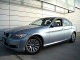2009 Blue Water Metallic BMW 3 Series 328xi Sedan #25062374