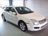 2008 White Suede Ford Fusion SE V6 #25062193
