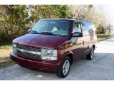 2005 Dark Carmine Red Metallic Chevrolet Astro Passenger Van #25062722