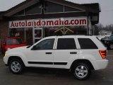 2006 Stone White Jeep Grand Cherokee Laredo 4x4 #25062776
