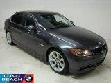 2007 Sparkling Graphite Metallic BMW 3 Series 335i Sedan #25062787