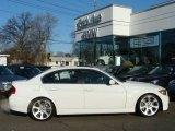 2007 Alpine White BMW 3 Series 335i Sedan #25062396