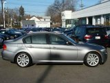 2009 Space Grey Metallic BMW 3 Series 328i Sedan #25062397
