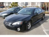 2004 Black Pontiac Grand Prix GT Sedan #25062810