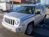 2007 Bright Silver Metallic Jeep Patriot Limited 4x4 #25062417