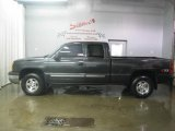 2003 Black Chevrolet Silverado 1500 LS Extended Cab 4x4 #25062821
