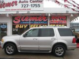 2003 Silver Birch Metallic Ford Explorer Limited 4x4 #25062825