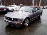 2007 Tungsten Grey Metallic Ford Mustang GT Premium Convertible #25062456