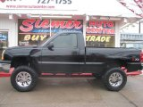 2005 Black Chevrolet Silverado 1500 Z71 Regular Cab 4x4 #25062826