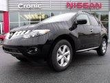 2010 Super Black Nissan Murano SL #25062840