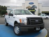 2010 Oxford White Ford F150 XL SuperCab #25062507