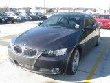 2007 Sparkling Graphite Metallic BMW 3 Series 335i Coupe #25063013