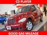 2007 Inferno Red Crystal Pearl Chrysler PT Cruiser  #25062643