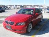 2007 Crimson Red BMW 3 Series 335i Sedan #25063022
