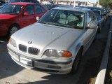 2000 Titanium Silver Metallic BMW 3 Series 328i Sedan #25063025