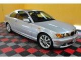2004 Titanium Silver Metallic BMW 3 Series 330i Coupe #25063043