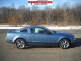 2006 Windveil Blue Metallic Ford Mustang V6 Premium Coupe #25063171
