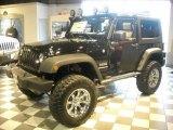 2010 Black Jeep Wrangler Sport 4x4 #25145956