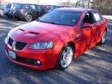 2009 Liquid Red Pontiac G8 GT #25092047