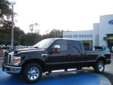 2010 Ford F350 Super Duty Lariat Crew Cab Data, Info and Specs