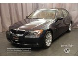 2006 Monaco Blue Metallic BMW 3 Series 325xi Sedan #2510299