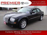 2008 Brilliant Black Crystal Pearl Chrysler 300 Touring #25196058