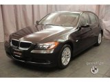 2007 Jet Black BMW 3 Series 328i Sedan #2510298