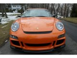 2007 Orange/Black Porsche 911 GT3 RS #2511527
