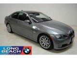 2007 Space Gray Metallic BMW 3 Series 328i Coupe #25146101