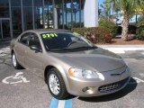 2002 Light Almond Pearl Metallic Chrysler Sebring LXi Sedan #2508868