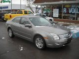 2008 Dune Pearl Metallic Ford Fusion SEL V6 #25196097