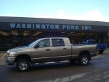 2006 Light Khaki Metallic Dodge Ram 1500 SLT Mega Cab 4x4 #25146183