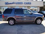 2003 Medium Wedgewood Blue Metallic Ford Explorer Eddie Bauer #25196168