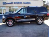 2007 Dark Amethyst Metallic Lincoln Navigator Luxury #25196171