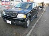 2003 Black Ford Explorer XLT 4x4 #25196189