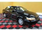 2002 Nighthawk Black Pearl Honda Accord SE Sedan #25196245