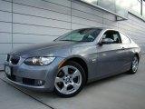 2009 Space Grey Metallic BMW 3 Series 328xi Coupe #25195923