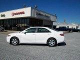 2008 Super White Toyota Camry LE #25195961
