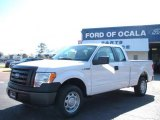 2010 Oxford White Ford F150 XL SuperCab #25195980
