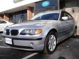2005 Titanium Silver Metallic BMW 3 Series 325xi Sedan #25196004