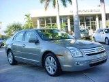 2008 Black Ebony Ford Fusion SEL V6 #25247336