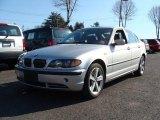 2005 Titanium Silver Metallic BMW 3 Series 330xi Sedan #25247695