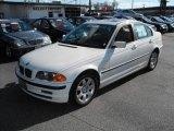 2000 Alpine White BMW 3 Series 323i Sedan #25247387