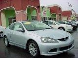 2005 Satin Silver Metallic Acura RSX Sports Coupe #25247762