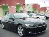 2007 Jet Black BMW 3 Series 328i Coupe #25247763